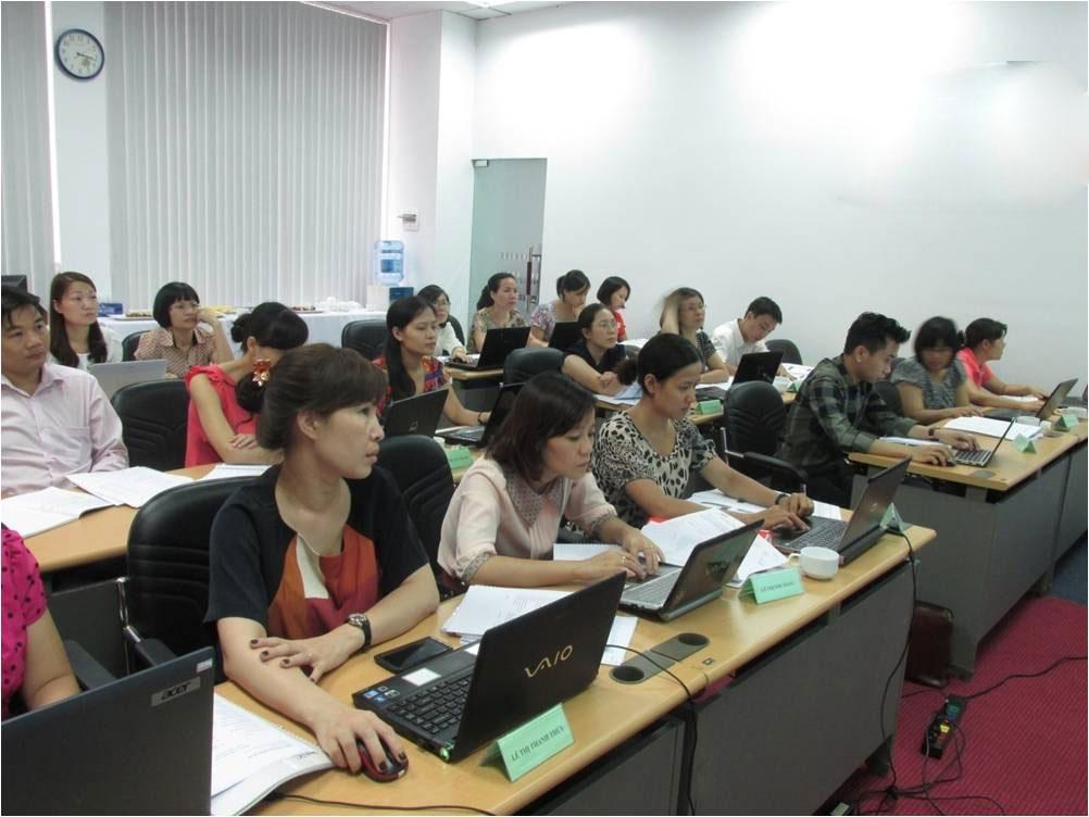 Khóa tin học văn phòng cấp tốc tại Thanh Hóa